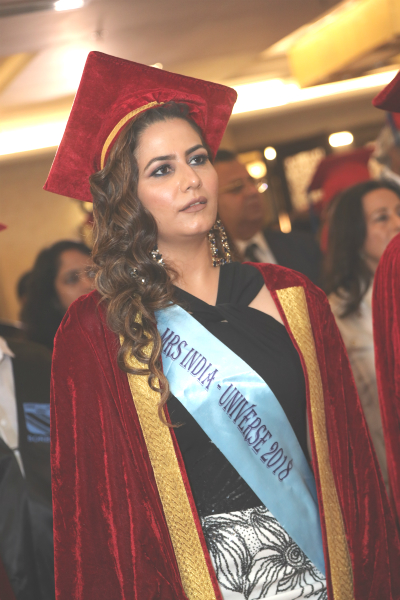 Indian Doctor Mrs World